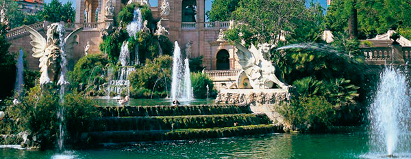 Magical Gardens of Barcelona